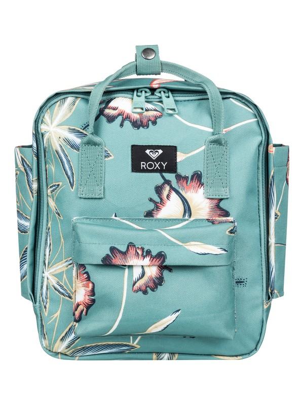 0 Little Journey Lunch Bag Blue ERJAA03473 Roxy