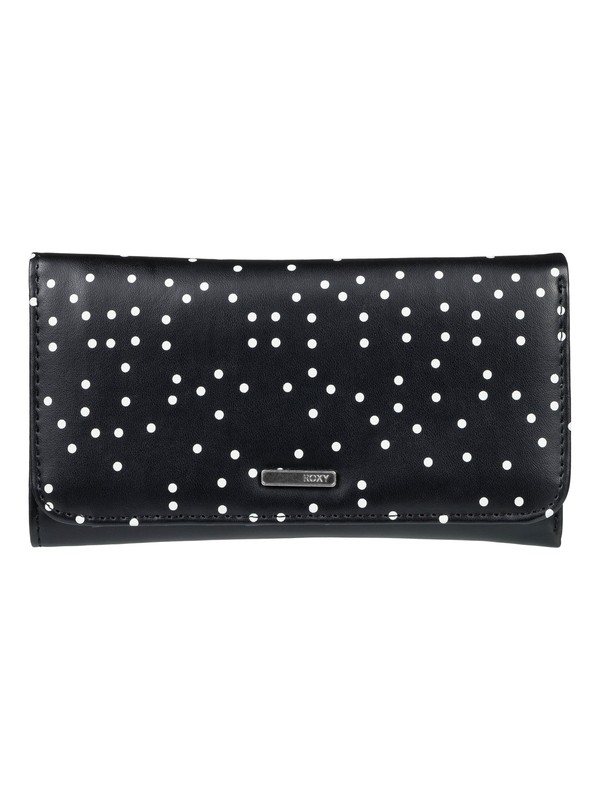 0 Cartera Triple Pliegue My Long Eyes Negro ERJAA03478 Roxy