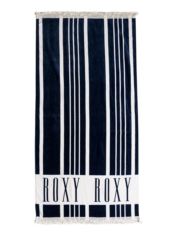 0 Toalla de Playa Cant Wait Azul ERJAA03489 Roxy
