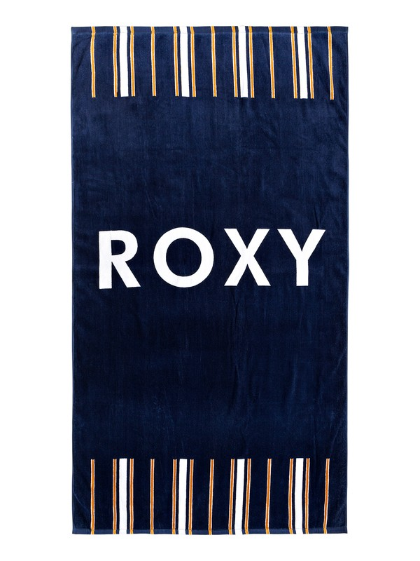 0 Hazy Mix - Beach Towel Blue ERJAA03559 Roxy