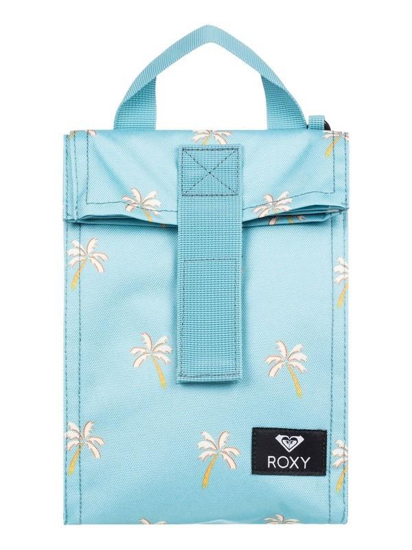 0 Lunch Hour Lunch Bag Blue ERJAA03616 Roxy