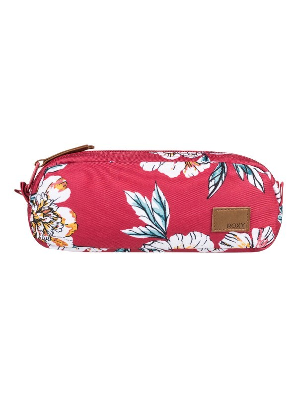 0 Da Rock Pencil Case Red ERJAA03649 Roxy