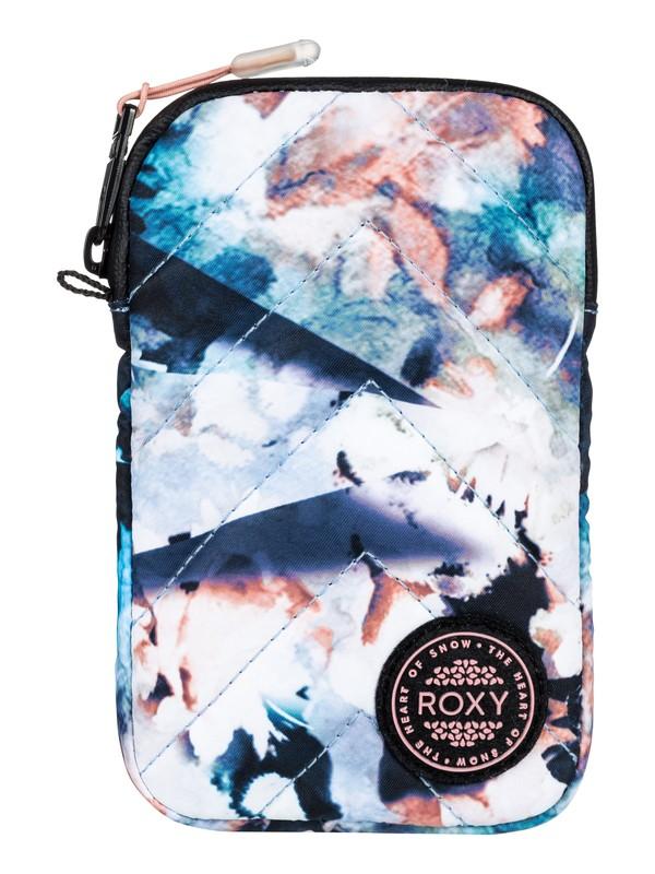0 Winter - Pochette pour téléphone Bleu ERJBA03036 Roxy