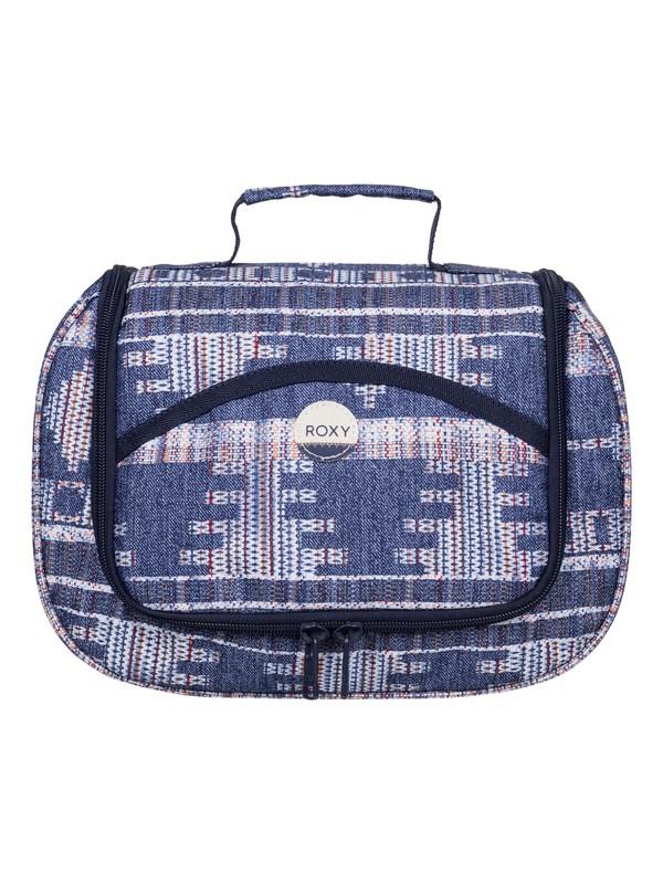 0 Sunset Vanity - Bolsa Para Cosméticos Azul ERJBL03060 Roxy