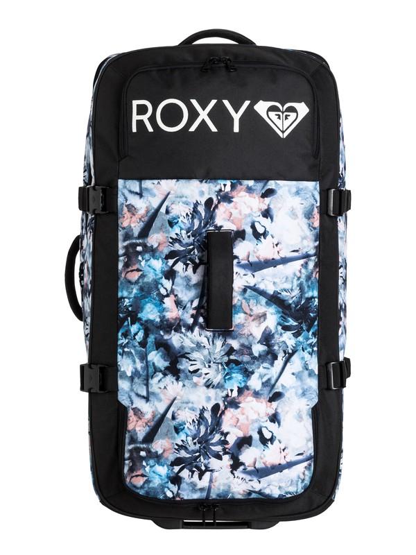 0 Long Haul 125L - Extra Large Koffer op Wielen Blue ERJBL03119 Roxy