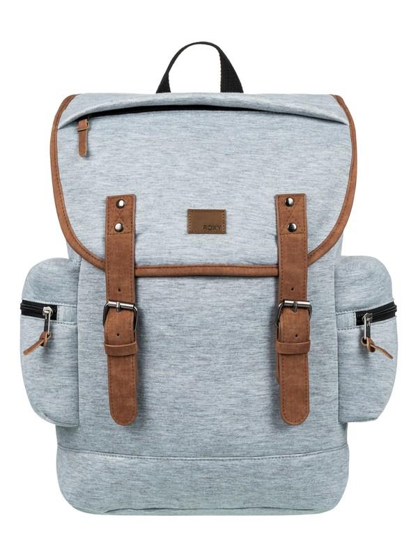 0 Рюкзак среднего размера Free For Sun 17.5L Серый ERJBP03648 Roxy