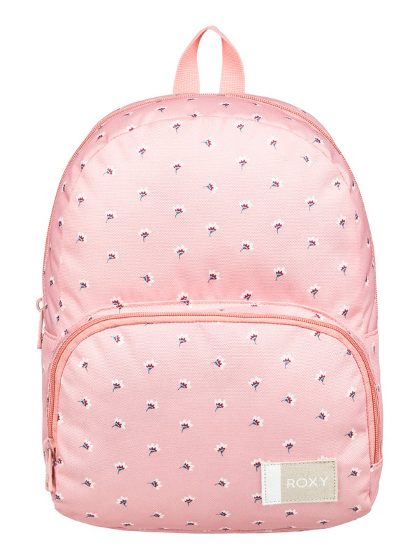 0 Always Core 8 L Small Backpack Pink ERJBP03695 Roxy