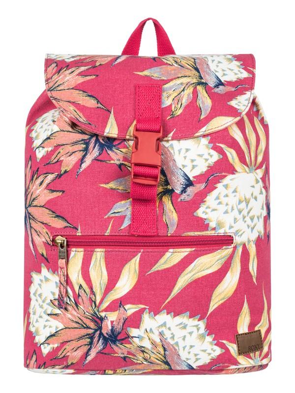 0 Sweetest Little Face 10 L Small Backpack Pink ERJBP03712 Roxy