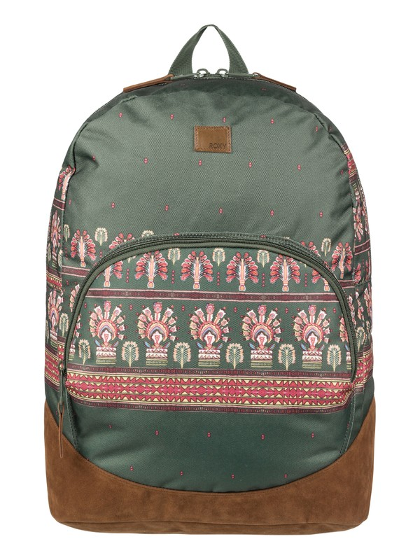 0 Fairness 18 L Medium Backpack Brown ERJBP03713 Roxy