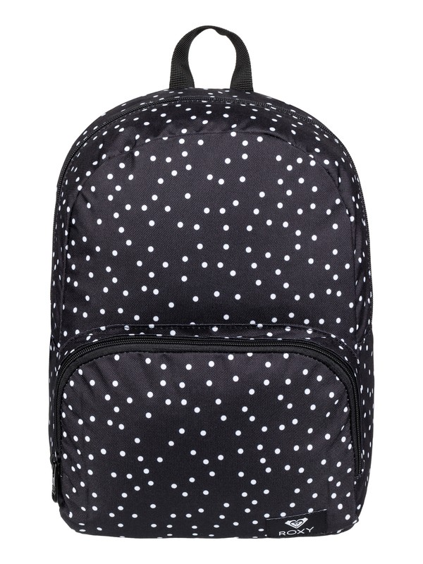 0 Always Core 8 L Extra Small Backpack Black ERJBP03727 Roxy