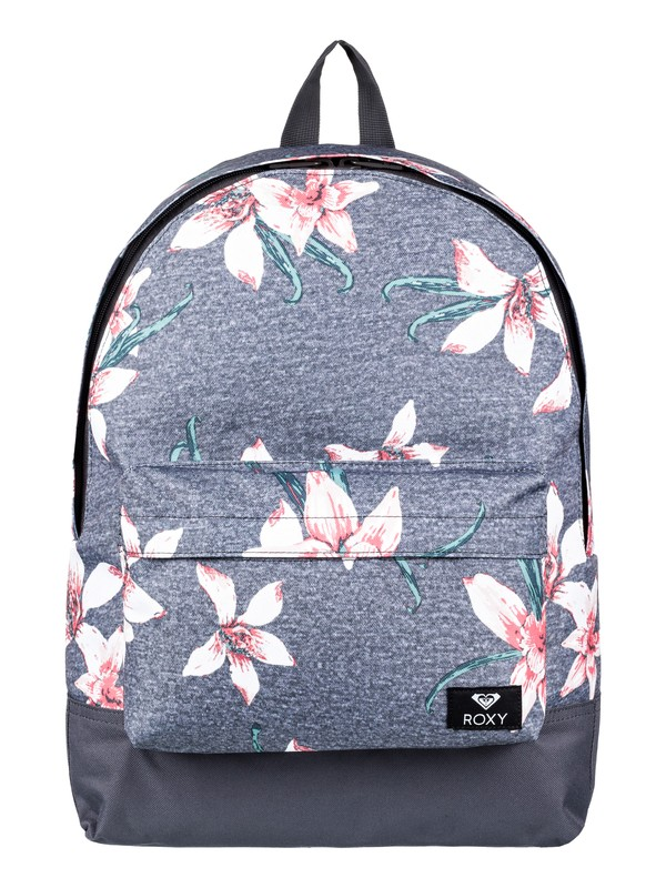 0 Sugar Baby 16L - Small Backpack Black ERJBP03728 Roxy