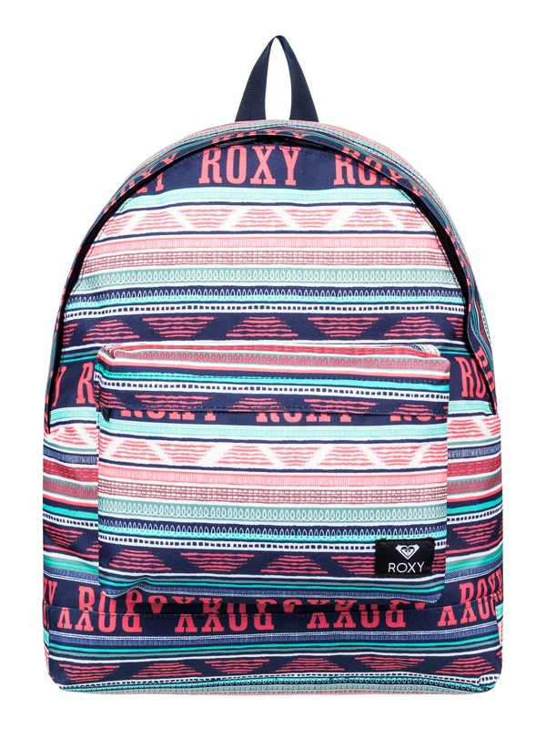0 Be Young 24L - Medium Backpack White ERJBP03732 Roxy