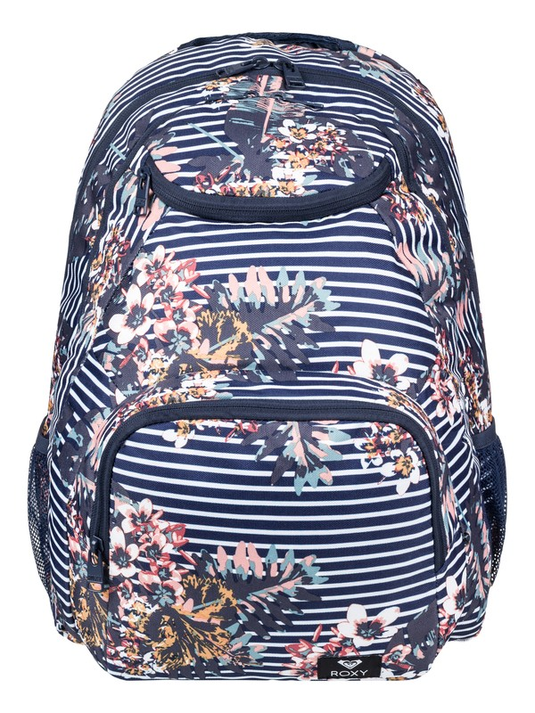 0 Shadow Swell 24 L Medium Backpack Blue ERJBP03736 Roxy