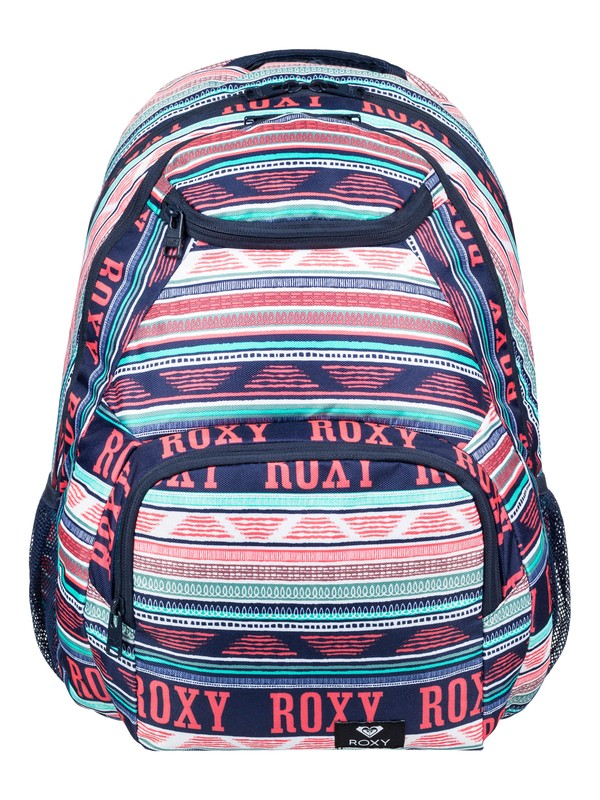0 Shadow Swell 24 L Medium Backpack White ERJBP03736 Roxy
