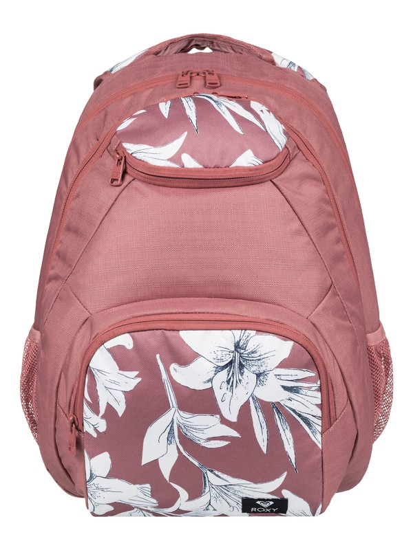 0 Shadow Swell 24 L Medium Backpack Pink ERJBP03737 Roxy