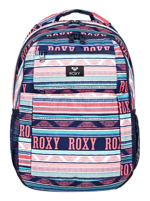 0 Here You Are 23.5L - Medium Backpack White ERJBP03745 Roxy