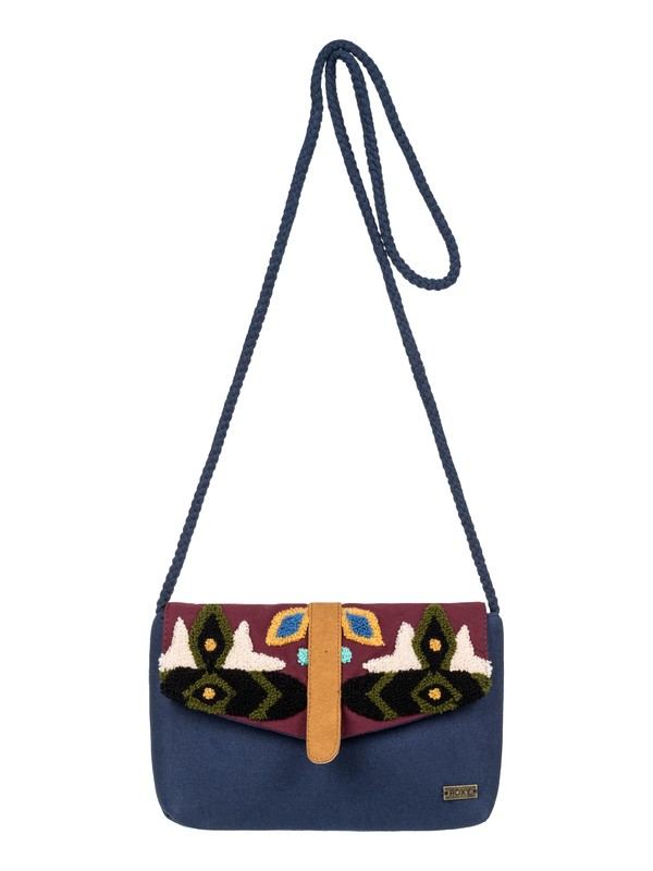 0 Dream Catch Her - Petit sac bandoulière Bleu ERJBP03758 Roxy