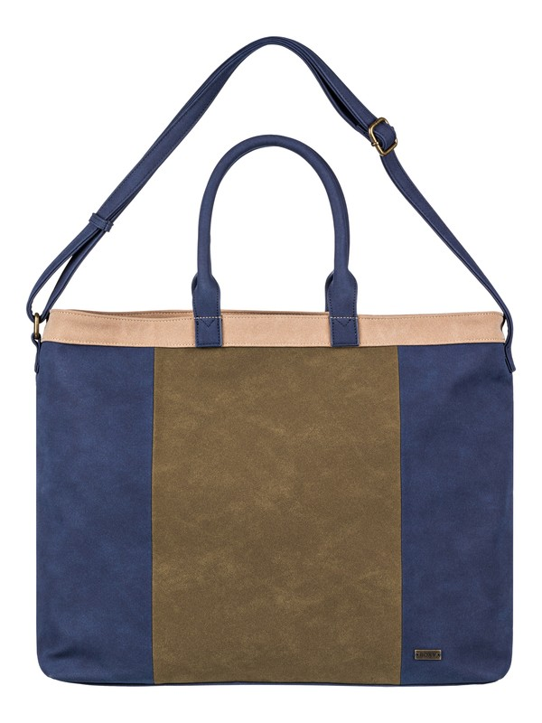 0 Tropicool Bag - Grand sac bandoulière Vert ERJBP03769 Roxy