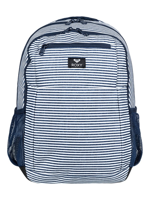 0 Here You Are 23.5L Medium Backpack Blue ERJBP03790 Roxy