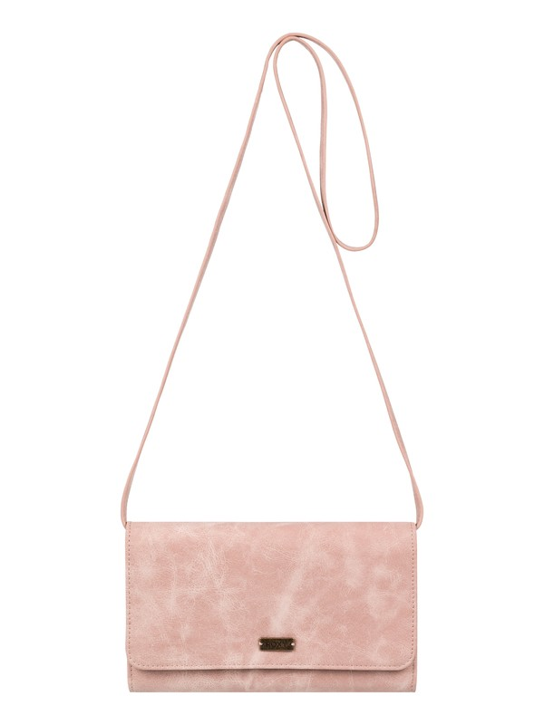 0 A World To See Small Crossbody Bag Pink ERJBP03797 Roxy