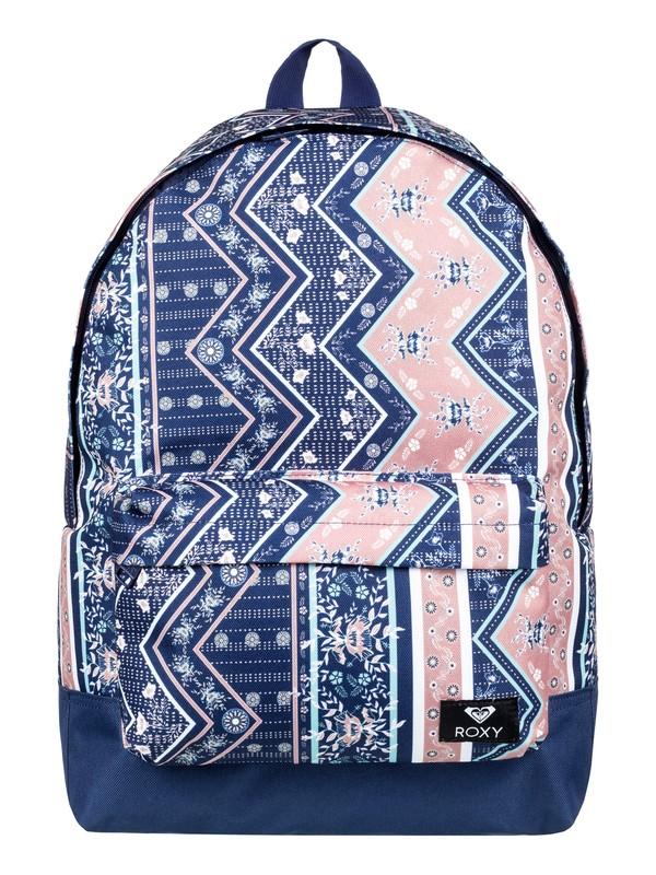 0 Sugar Baby 16L - Small Backpack Blue ERJBP03837 Roxy