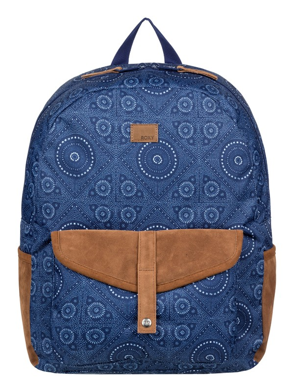 0 Carribean 18L - Medium Backpack Blue ERJBP03839 Roxy