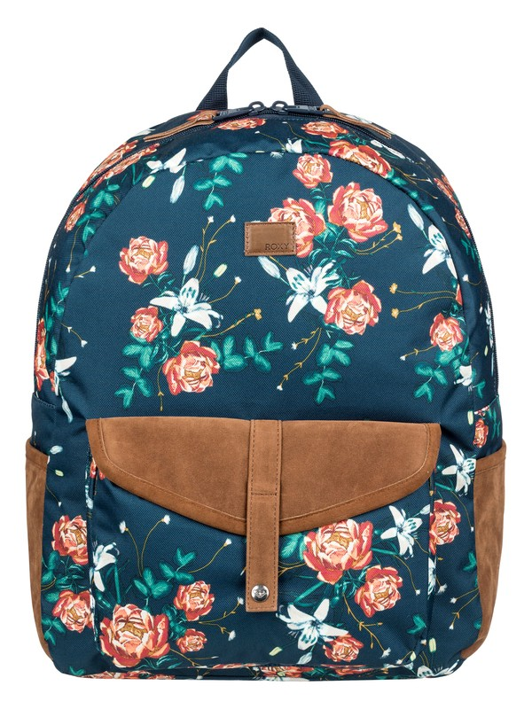 0 Carribean 18L - Medium Backpack Blue ERJBP03839 Roxy