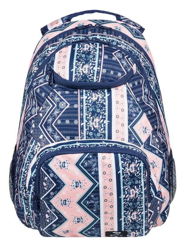 0 Shadow Swell 24L - Medium Backpack Blue ERJBP03845 Roxy