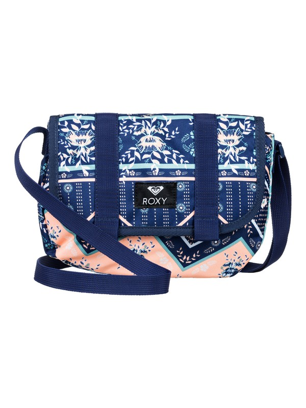 0 Back On You 1.8L - Small Handbag Blue ERJBP03852 Roxy