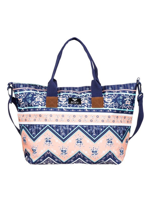 0 Good Things 19L - Medium Tote Bag Blue ERJBP03853 Roxy