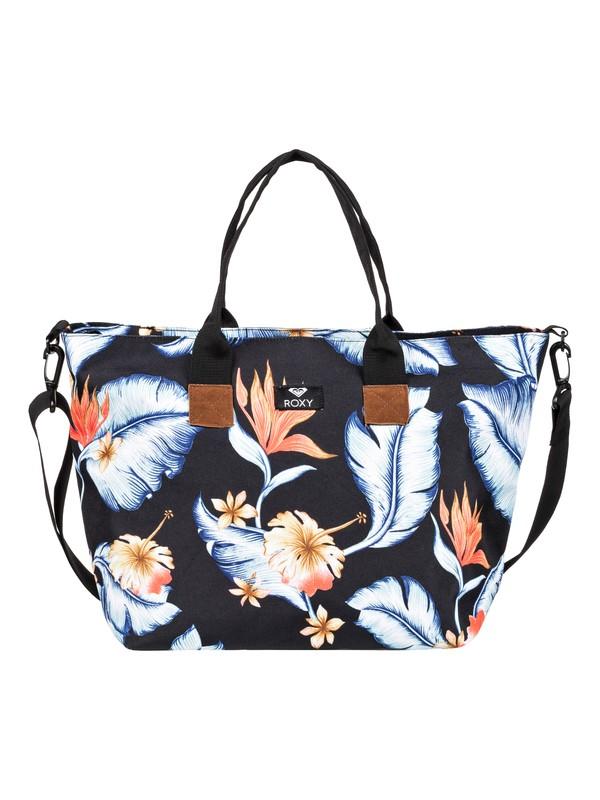 0 Good Things 19L - Medium Tote Bag Black ERJBP03853 Roxy