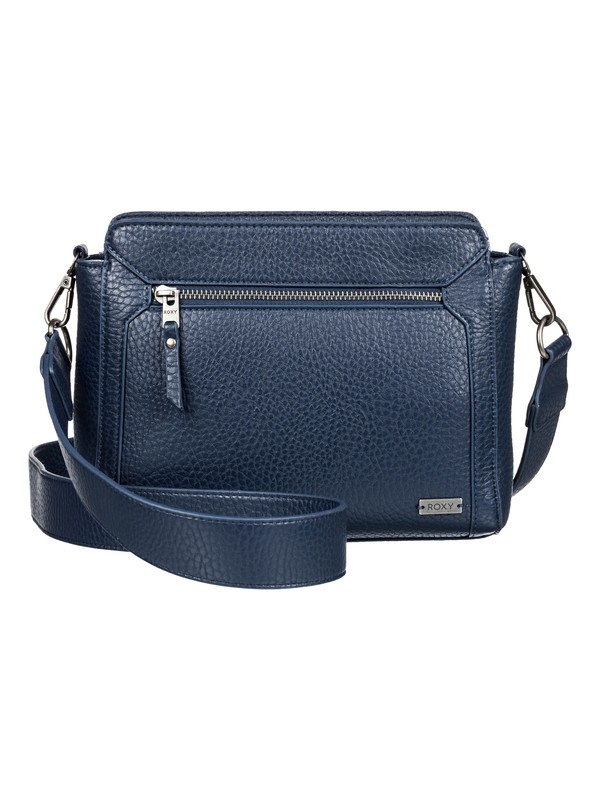 0 Cactus Mountain - Medium Faux Leather Handbag Blue ERJBP03873 Roxy