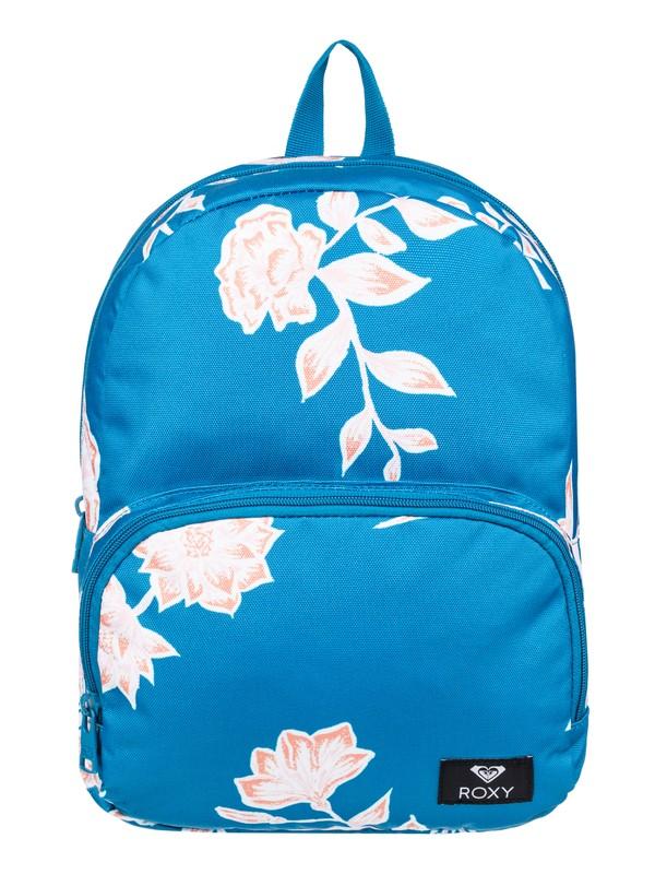0 Always Core 8L Small Backpack Blue ERJBP03920 Roxy