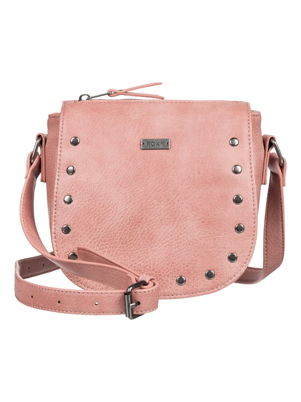 0 Stand As Love 3L Faux Leather Purse Pink ERJBP03929 Roxy