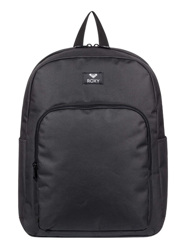 0 Winter Waves 22L Medium Backpack Black ERJBP03946 Roxy