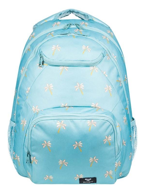 0 Shadow Swell 24L Medium Backpack Blue ERJBP03953 Roxy