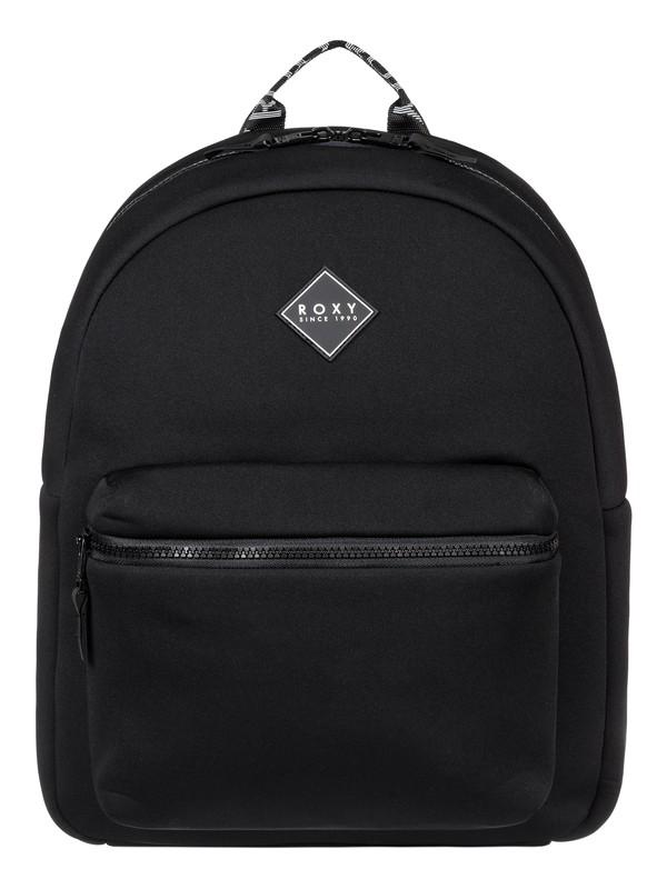 0 Infinite Ocean 14L Small Backpack Black ERJBP03963 Roxy