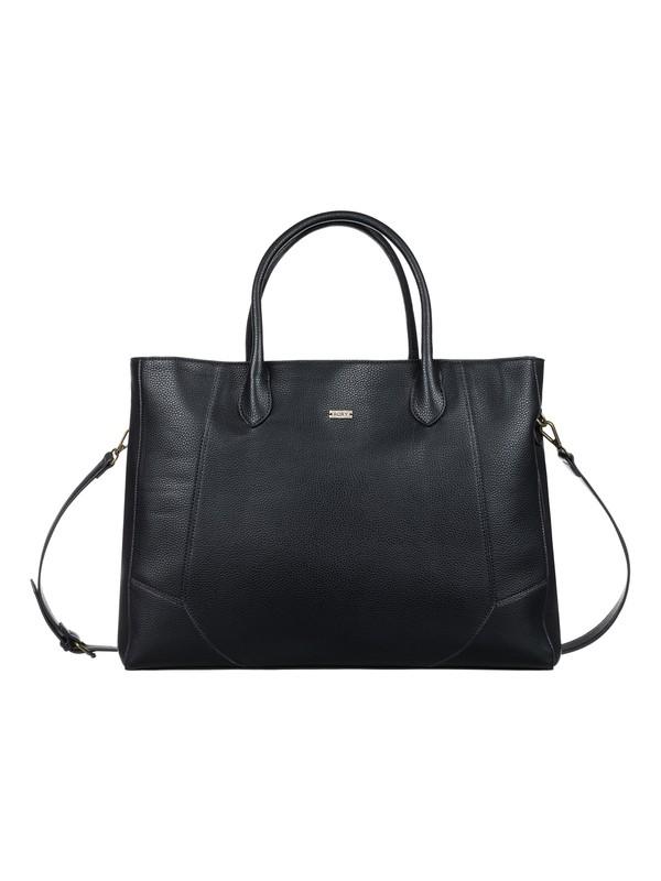 0 Good Old Day - Large Faux Leather Handbag Black ERJBP03980 Roxy