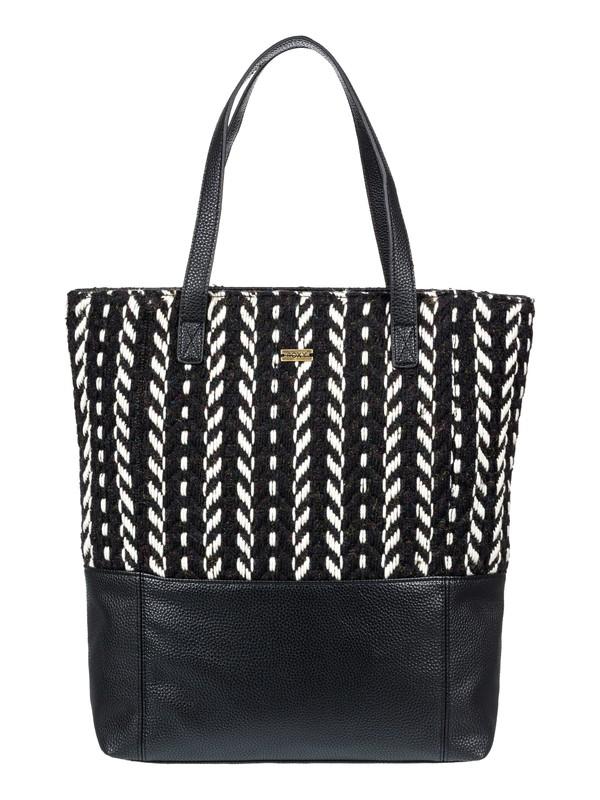 0 Hello Lovely - Tote Bag Black ERJBP03987 Roxy