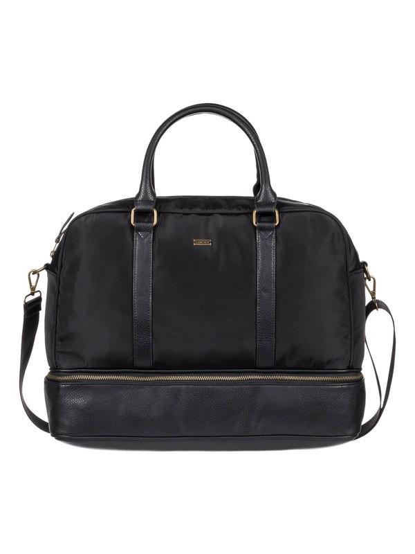 0 Stay Groovy - Grand sac de voyage pour Femme Noir ERJBP03990 Roxy