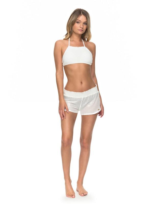 "0 Surf Memory 2"" - Board Shorts for Women White ERJBS03101 Roxy"