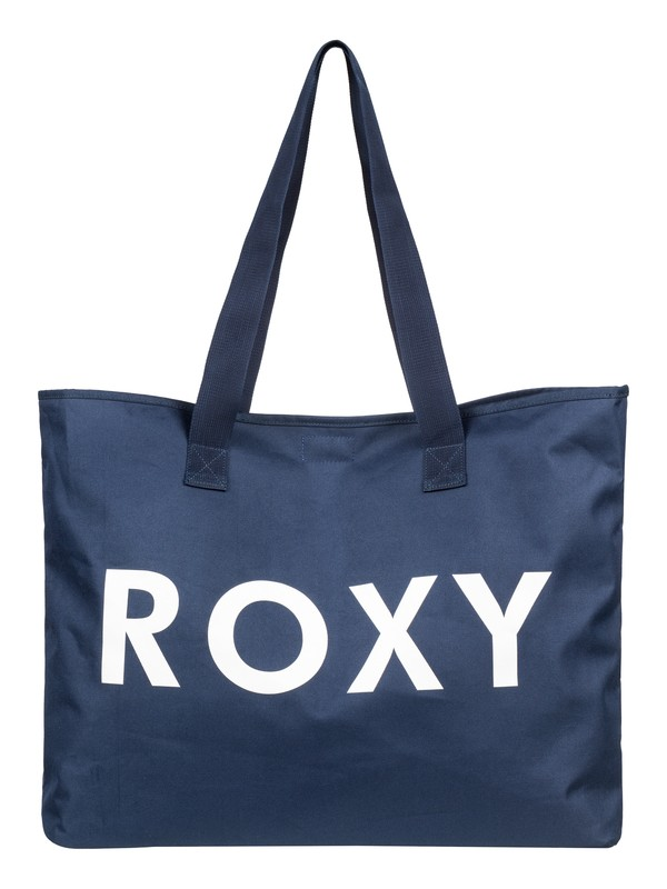 0 Wildflower 28L Tote Bag Blue ERJBT03120 Roxy
