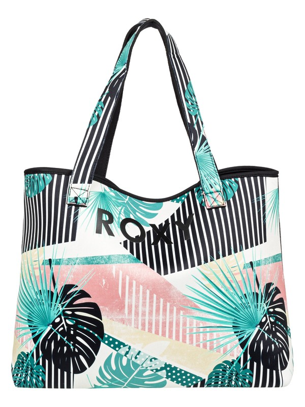 0 All Things Reversible Tote Bag Multicolor ERJBT03130 Roxy