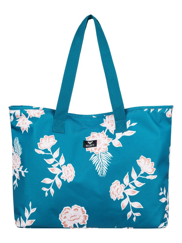 0 Wildflower 28L Tote Bag Blue ERJBT03138 Roxy