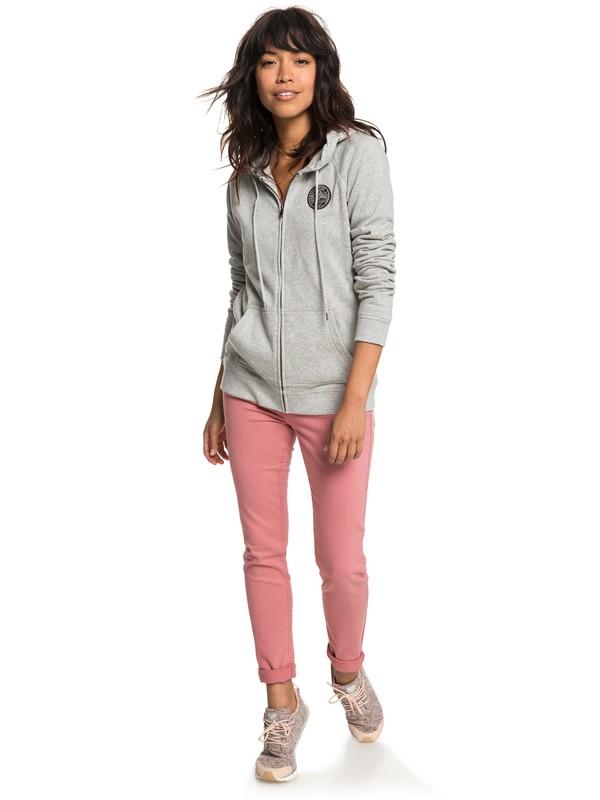 0 Seatripper - Jean skinny pour Femme Rose ERJDP03182 Roxy