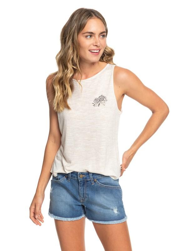 0 Sweet Dream Denim Shorts Blue ERJDS03198 Roxy