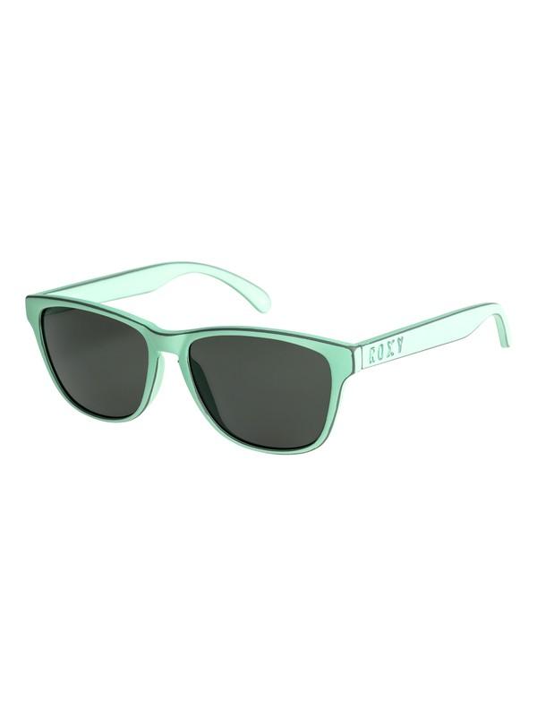0 Uma - Lunettes de soleil pour Femme Vert ERJEY03004 Roxy