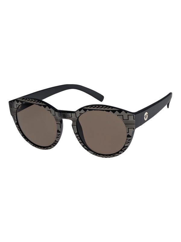 0 Mellow - Lunettes de soleil pour Femme Noir ERJEY03016 Roxy