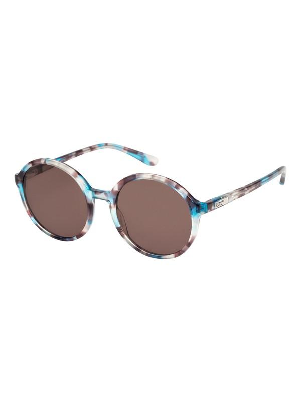 0 Blossom - Lunettes de soleil pour Femme Bleu ERJEY03051 Roxy