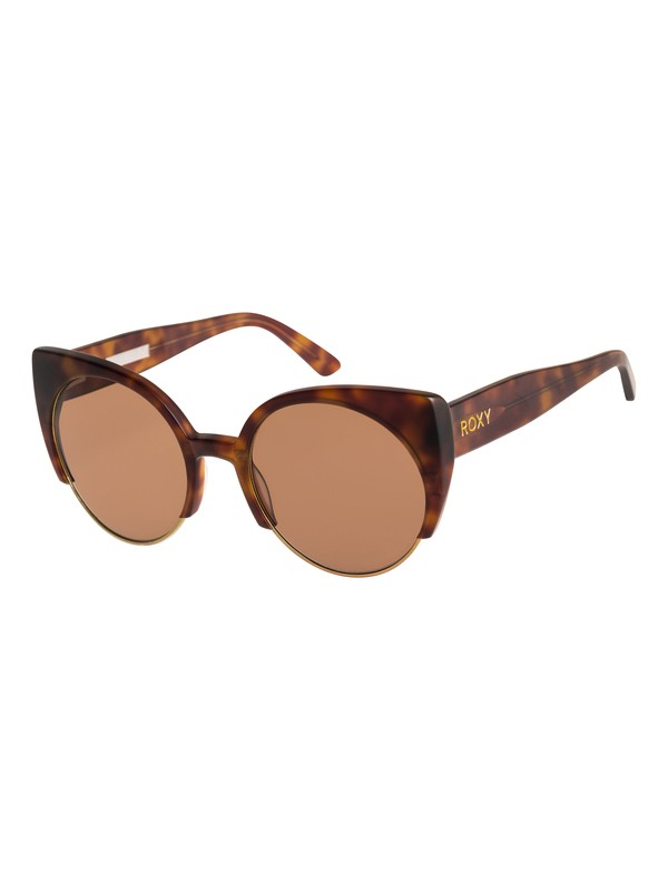 0 Moondust - Sunglasses for Women Brown ERJEY03065 Roxy